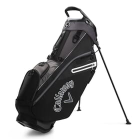 Callaway Fairway Double Strap Stand Bag, black/charcoal