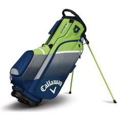 Callaway Chev Stand Bag 2018, navy/silver
