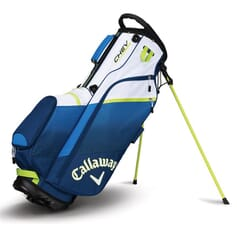 Callaway Chev Stand Bag 2018, navy/neon